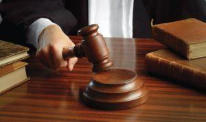 ведение уголовных дел в суде