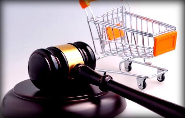 защита прав потребителя товаров и услуг
